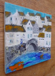 House on Props, Polperro