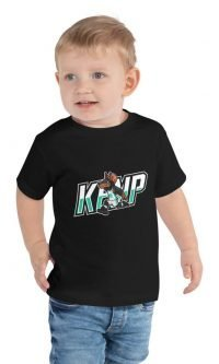 """Kemp Mascot"" Toddler Short Sleeve Tee"