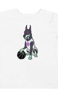 """Kemp's Dog"" Toddler Short Sleeve Tee"