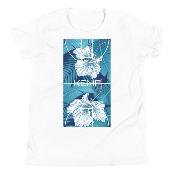 """""""Tropical 2"""" Youth Short Sleeve T-Shirt"""