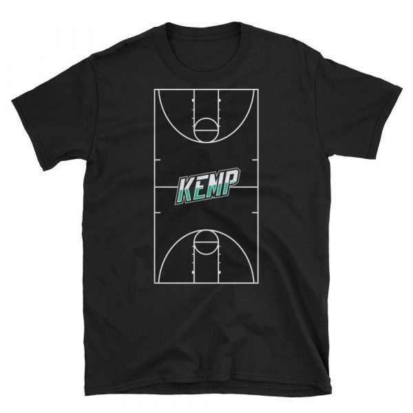 """Kemp's Court"" Short-Sleeve Unisex T-Shirt"