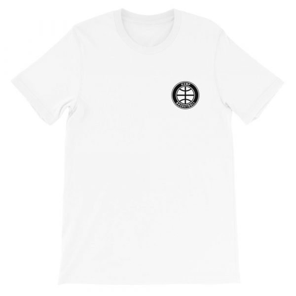 """Kemp Basketball Logo"" Short-Sleeve Unisex T-Shirt"