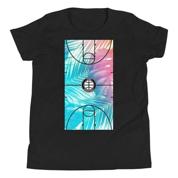 """""""Tropical 3"""" Youth Short Sleeve T-Shirt"""