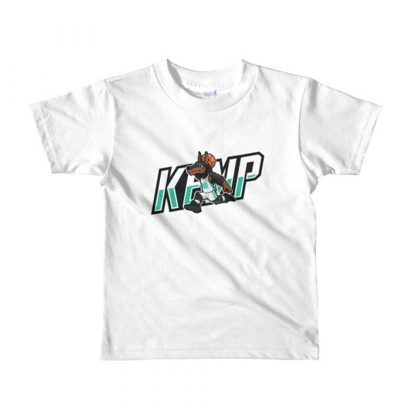 """Kemp Mascot"" Short sleeve kids t-shirt"
