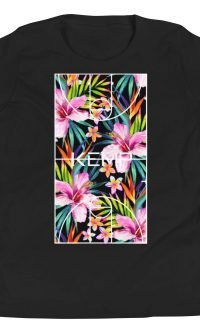 """""""Tropical"""" Youth Short Sleeve T-Shirt"""