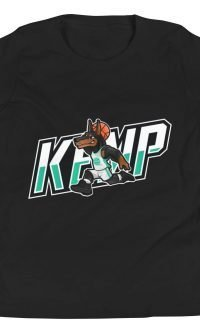 """Kemp Mascot"" Youth Short Sleeve T-Shirt"